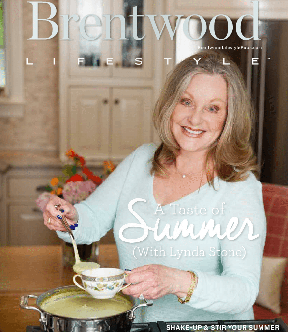 Family Is The Main Ingredient – Brentwood Lifestyle Magazine