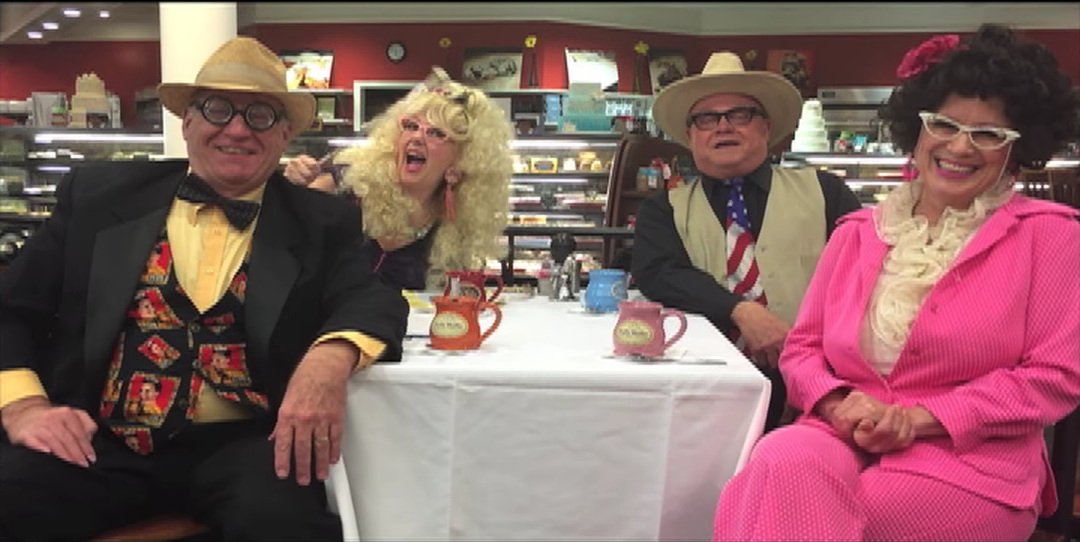 Glory Bugles Quirky Video to Celebrate Puffy Muffin's 30th Year!