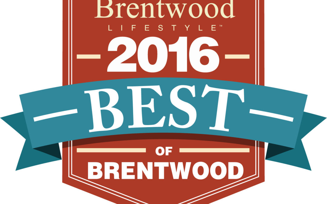Puffy Muffin Voted Best In Brentwood Lifestyle For Three Categories!