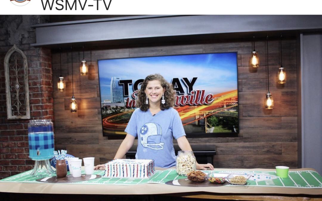 Puffy Muffin Featured on WSMV / The Nashville Mom