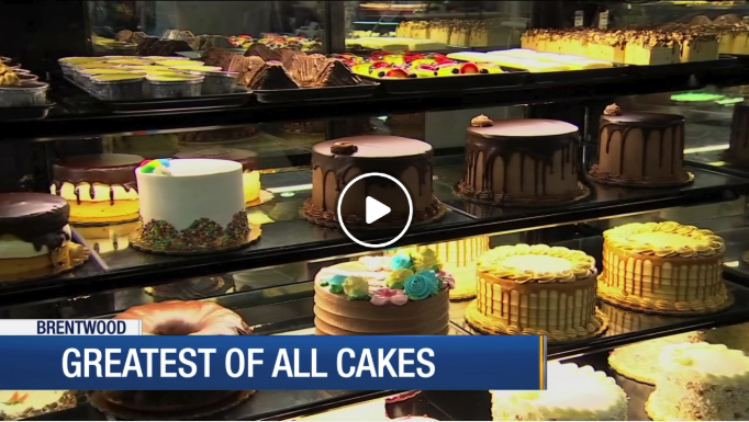 WSMV News Channel 4 Greatest Of All Cakes Gone Viral